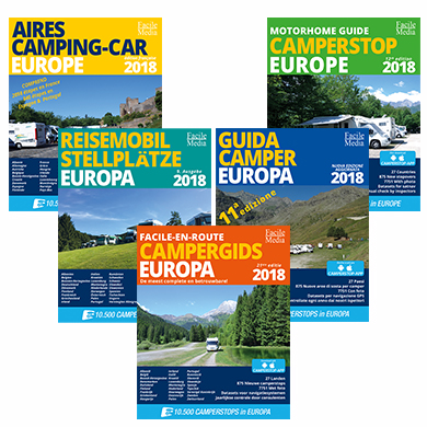 Guides Aires camping-cars